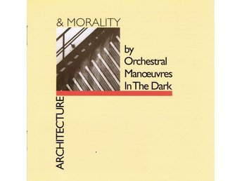 Orchestral Manoeuvres In The Dark–Architecture & Morality+7  (1981) CD, Reissue