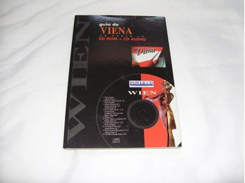 Rese Guide Wien CD ROM + CD Audio till PC & Mac datorer