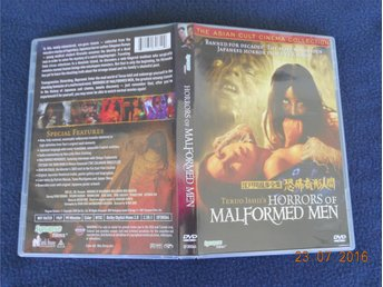 HORRORS OF MALFORMED MEN (1969) DVD REGION 1 USA Asian Cult Cinema Synapse - Gävle - HORRORS OF MALFORMED MEN (1969) DVD REGION 1 USA Asian Cult Cinema Synapse - Gävle