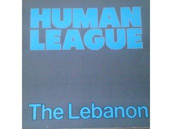 "Human League titel* The Lebanon* Rock, New Wave EU 12"" Maxi - Hägersten - Human League titel* The Lebanon* Rock, New Wave EU 12"" Maxi - Hägersten"