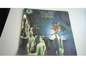 Uriah Heep - Demons And Wizards , vinyl LP