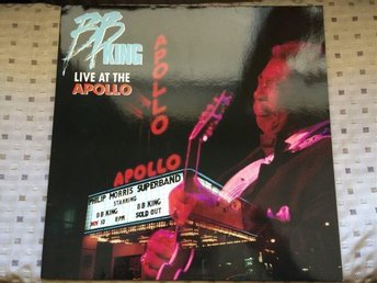 B.B. KING - Live at the Apollo
