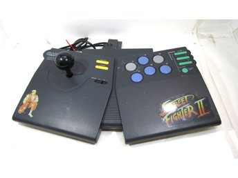Capcom fighter stick, CPS fighter-A, till SNES