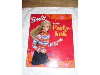 Barbies Partybok - Norsjö - Barbies Partybok - Norsjö