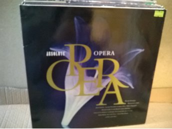 Absolute Opera, 2 x LP