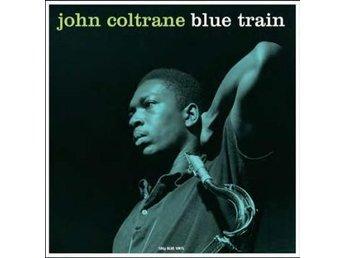 Coltrane John: Blue Train (Transparent) (Vinyl LP) - Nossebro - Coltrane John: Blue Train (Transparent) (Vinyl LP) - Nossebro
