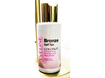 Bronze Self Tan coconut (brun utan sol) NY!