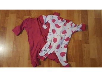 2 st pyjamaser från kappahl. Strl 50-56. - Luleå - 2 st pyjamaser från kappahl. Strl 50-56. - Luleå