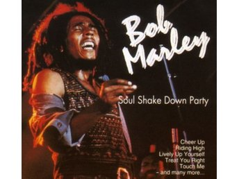 Bob Marley – Soul Shake Down Party - CD