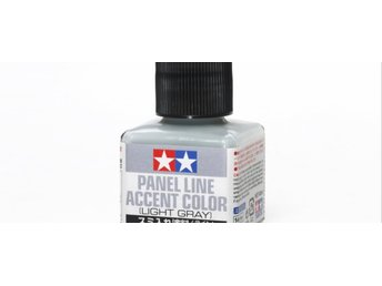 Tamiya Panel Accent Color  - Light Grey