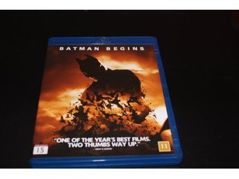 Blu-ray: Batman Begins