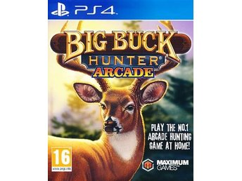 Big Buck Hunter Arcade PS4 (PS4)