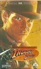 Indiana Jones BOX VHS