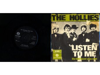 THE HOLLIES - LISTEN TO ME