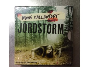 Jordstorm ny o inplastad cd pocket