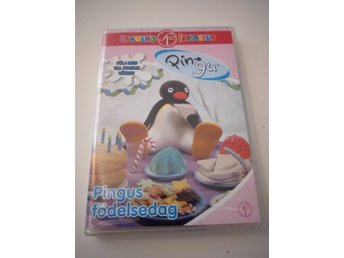 pingus födelsedag DVD: PINGUS FÖDELSEDAG / 13 AVSNITT MED PINGVIN.. (312670135) ᐈ  pingus födelsedag