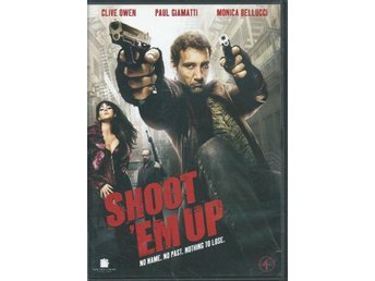 SHOOT EM UP - CLIVE OWEN   (SVENSKT)