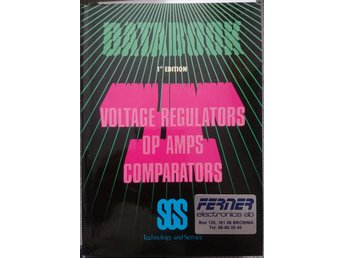 SGS Databook Voltage Regulators OP AMPS Comparators 1st Edition