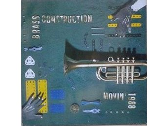 Brass Construction title* Movin' - 1988* House, Euro House, Disco 12""