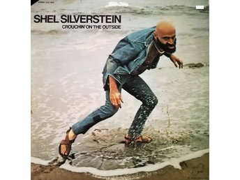 LP Shel Silverstein Chrouchin´ on the outside