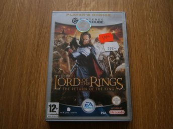Lord of the Rings -Return of the king - GAMECUBE