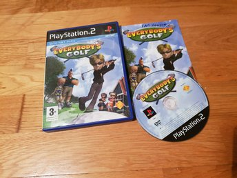 EVERYBODYS GOLF PS2 BEG