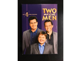 Two and a halv men - Säsong 4 - DVD-box