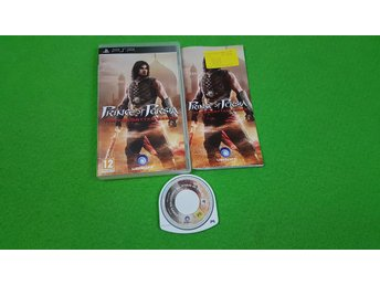 Prince of Persia The Forgotten Psp Playstation Portable Playstation Portable PSP
