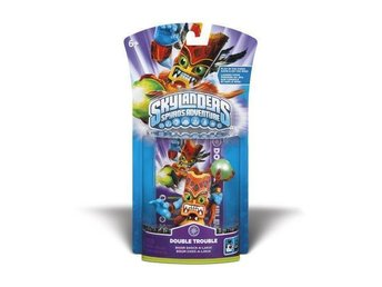 Skylanders Spyro`s Adventur  (Double trouble)