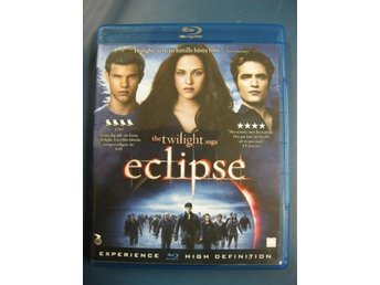 THE TWILIGHT SAGA 3 : ECLIPSE  -  BLU-RAY