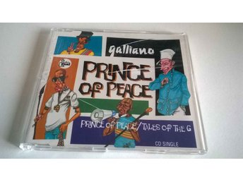 Galliano - Prince Of Peace / Tales Of The G, CD