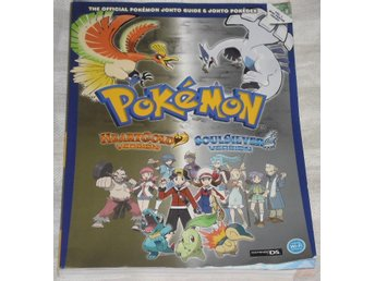 Pokemon Heart Gold / Soul Silver - The Official Guide - Stockholm - Pokemon Heart Gold / Soul Silver - The Official Guide - Stockholm