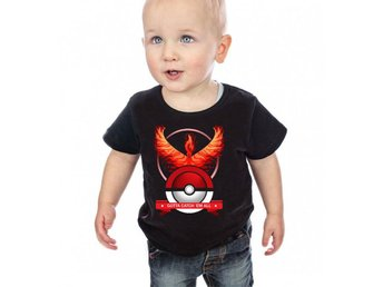 Pokemon t-shirt. Stl 7 år ( 130 cl) Gotta Catch Em All. Röd. FRI FRAKT!! - Angered - Pokemon t-shirt. Stl 7 år ( 130 cl) Gotta Catch Em All. Röd. FRI FRAKT!! - Angered