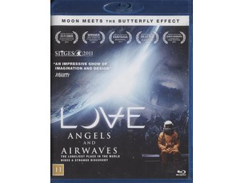 Love: Angels & Airwaves - 2011 - OOP - Blu-ray - Gunner Wright,  Corey Richard