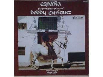 artist* Bobby Enriquez titel* España*Jazz, Latin-Funky - Hägersten - artist* Bobby Enriquez titel* España*Jazz, Latin-Funky - Hägersten