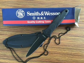 Smith & Wesson kniv