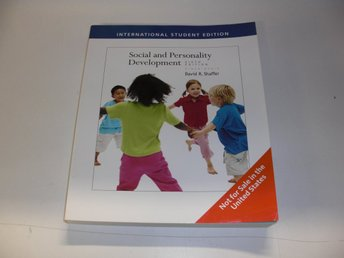 Social and Personality Development - David R Shaffer