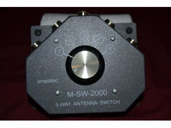 5 way mechanic anten switch