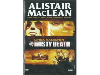 ALISTAIR MACLEAN - THE WAY TO DUSTY DEATH  ( SVENSKT TEXT )