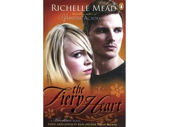 Bloodlines 4- The Fiery Heart (Bok)