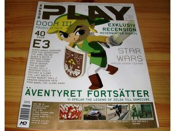 Spelmagasin: Super Play nr 76