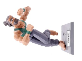 Virtua Fighter 2 Collection Jeffry McWild Action Figure (1996) -