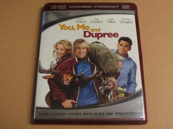 YOU, ME AND DUPREE (HD DVD) Owen Wilson