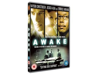 Awake - Jessica Alba - Terrence Howard - DVD