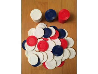 Poker chips/marker