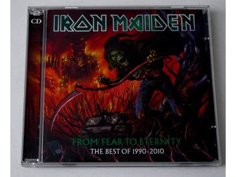 Iron Maiden / From fear to eternity - The Best of 1990-2010 2-CD