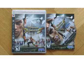 PlayStation 3/PS3: Virtua Fighter 5