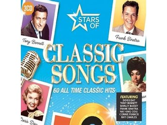 Stars Of Classic Songs (3 CD)