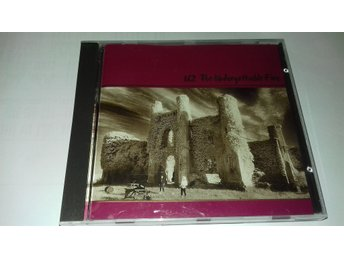 U2 - the unforgettable fire -  (cd)