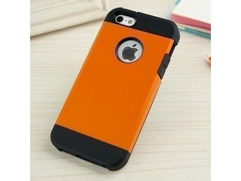 iPhone 5S / 5 Case Tough Armor - Orange